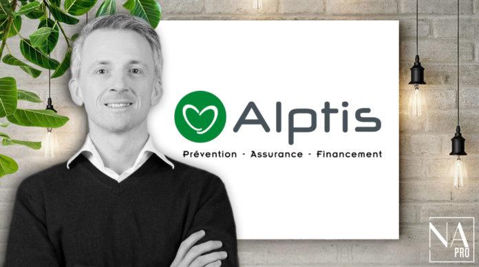 Jean-François Vouge est directeur général d'Alptis Direct