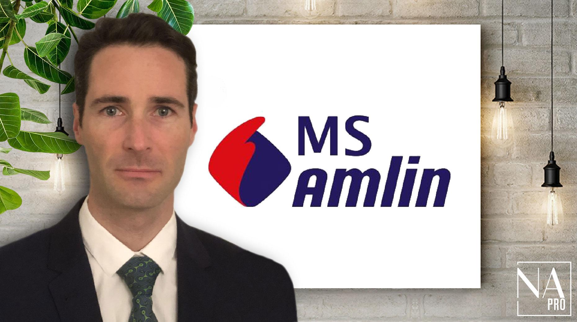Nomination : Pierre-Edouard de la Roncière rejoint MS Amlin