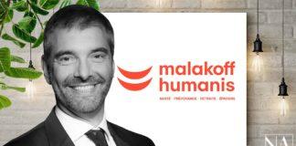 Olivier Ruthardt, directeur général adjoint de Malakoff Humanis.