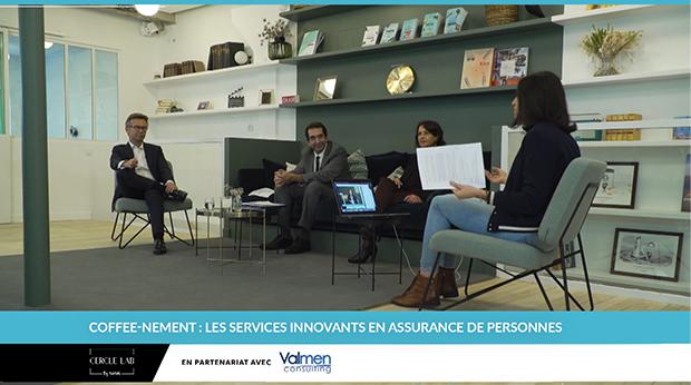 [REPLAY]Les services innovants en assurance de personnes