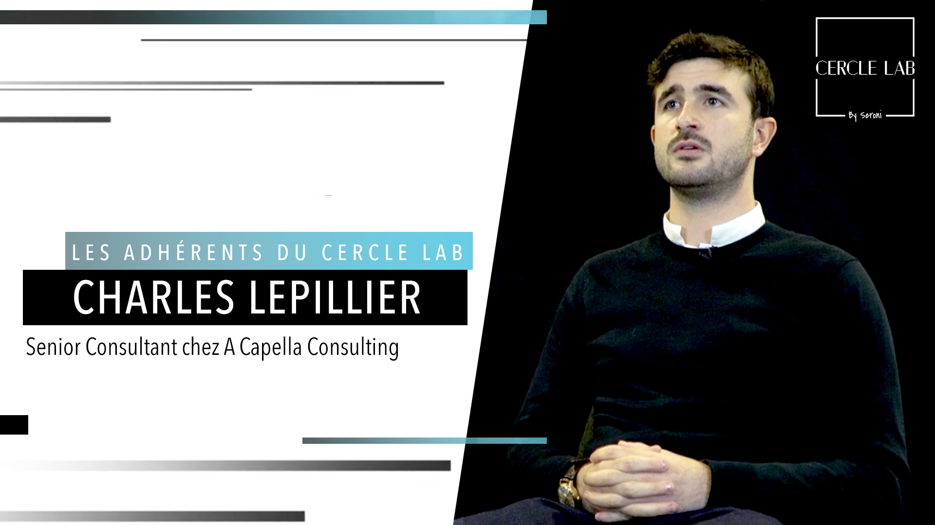 Poster Video A Capella Consulting