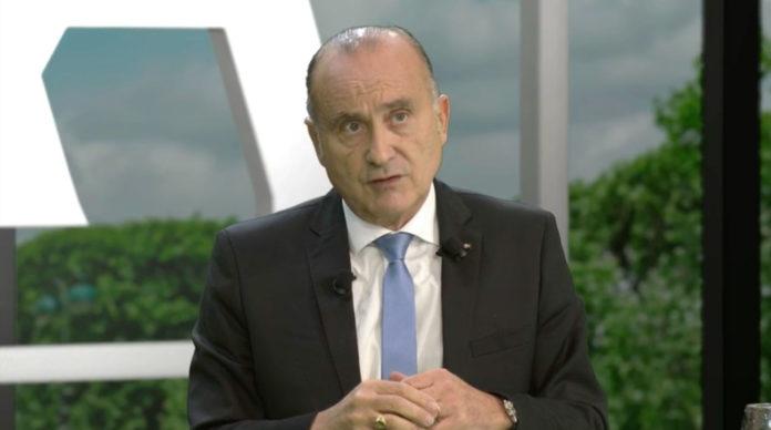 Jacques de Peretti, PDG d'Axa en France