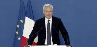 Bruno Le Maire, ministre de l'Economie, des Finances et de la Relance