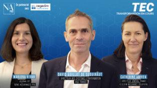 Vidéo : David Guillot de Suduiraut (Axa France) invité de TEC