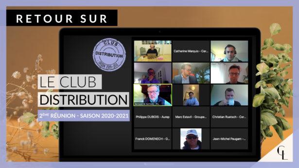 Cercle LAB - Retour sur le 2ème club Distribution