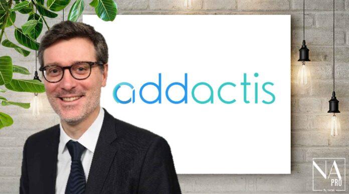 Laurent Devineau est promu chez Addactis.