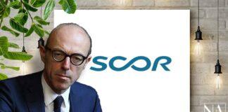 Jérôme Guilbert, directeur de la communication de Scor