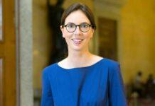 Amélie de Montchalin, ministre de la Transformation et de la Fonction publiques