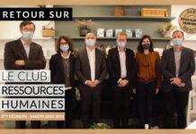 Gilles Emmanuel-Bernard (Cercle Lab), Bénédicte Crété-Dambricourt (Groupama), Frédéric Pauthier (MGEN), Thierry Tisserand (CFDT), Mariona Vivar (News Assurances Pro) et Norbert Girard (OEMA)