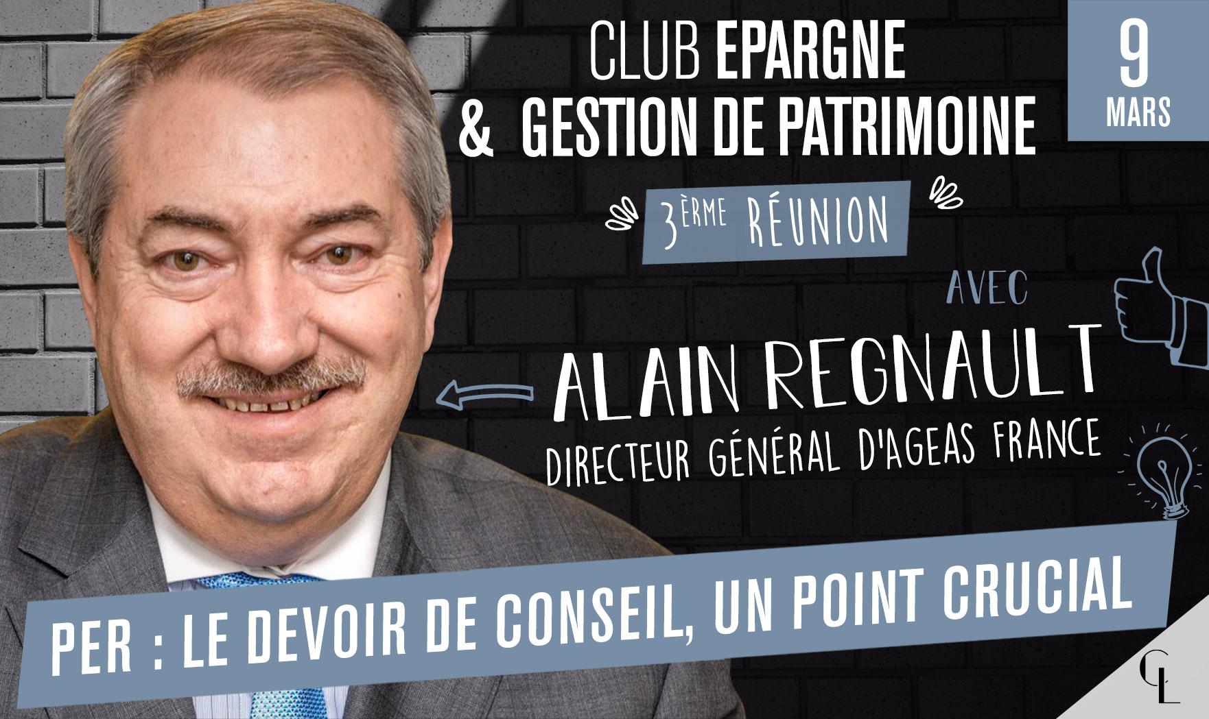 Club Epargne & Gestion de Patrimoine