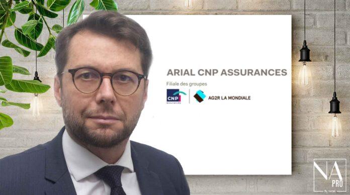 Philippe Da devient directeur courtage d'Arial CNP Assurances.