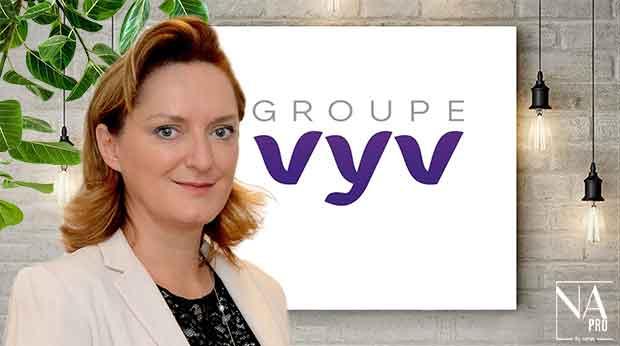 Marie-Hélène Seguy devient directrice du développement collectif du groupe Vyv.