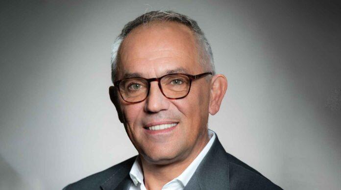 Christophe Bourret, président du groupe Matmut (Crédit photo : Vanida Hoang)