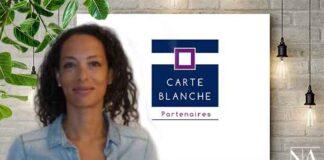 Murielle Enjolras est nommée directrice de la relation client de Carte Blanche Partenaires.