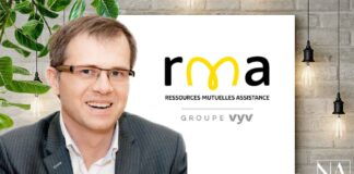 Eric Vilon est nommé directeur général de RMA.
