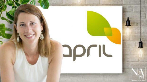 Nomination: Anne-Gaëlle Moisy rejoint April