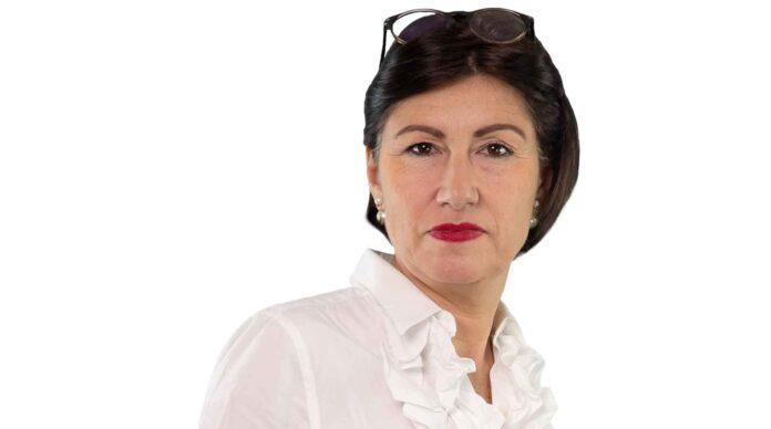 Véronique Perottino, directrice général d MS Amlin en France.