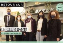 Le club santé du Cercle Lab a organisé sa deuxième réunion de l'année le 19 janvier.