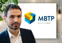 Guillaume Lacour est nommé directeur de MBTP Mutuelle.