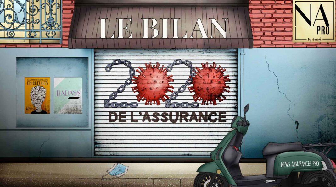Bilan 2020 de l'assurance