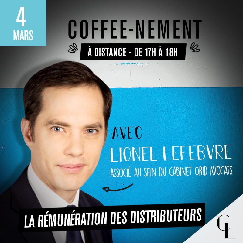 Coffee-nement : La rémunération des distributeurs