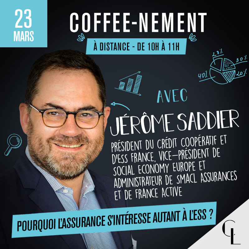 Coffee-nement : Pourquoi l'assurance s'intéresse autant à l'ESS ?