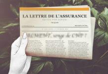 A la Une de la Lettre de l'Assurance.