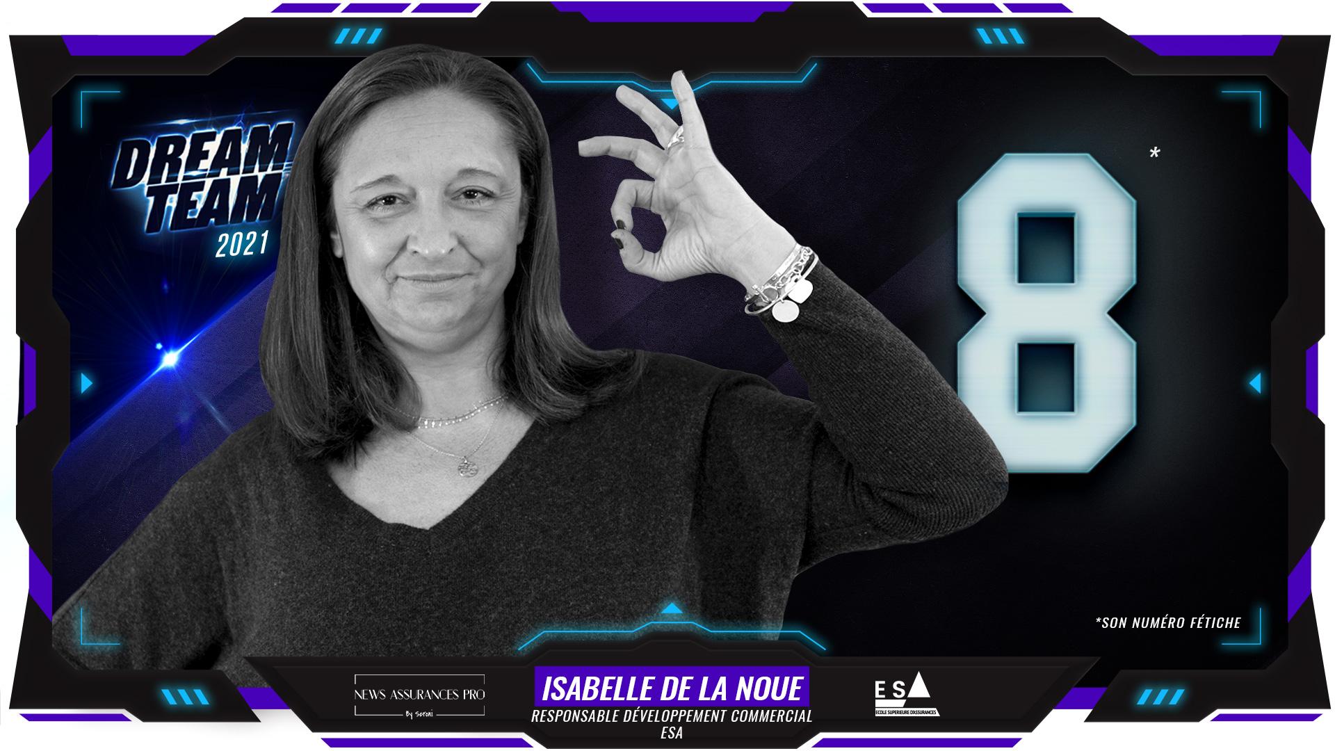 Isabelle de la Noue