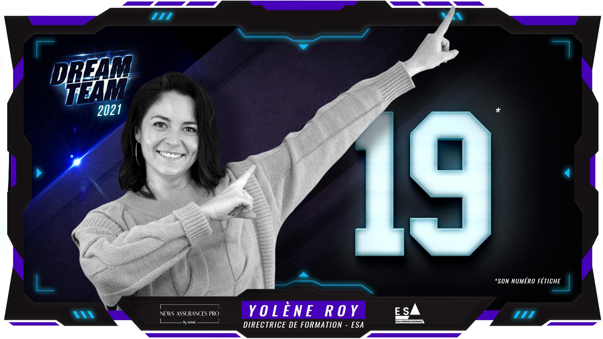Yolène Roy