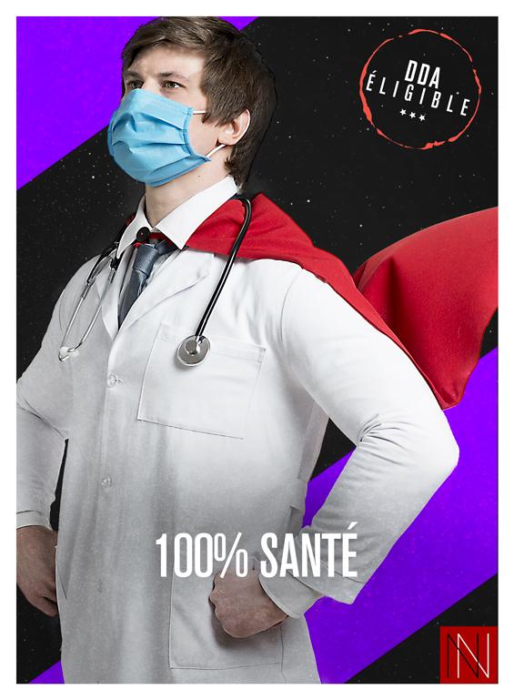 100% Santé