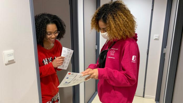 Reportage LMDE prévention santé