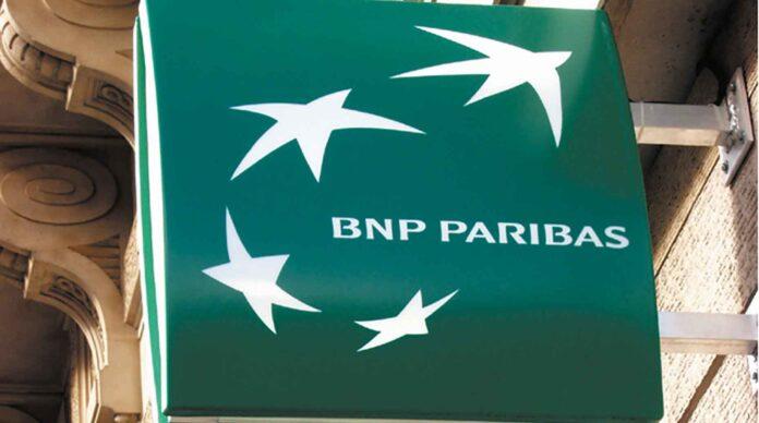 Une agence BNP Paribas