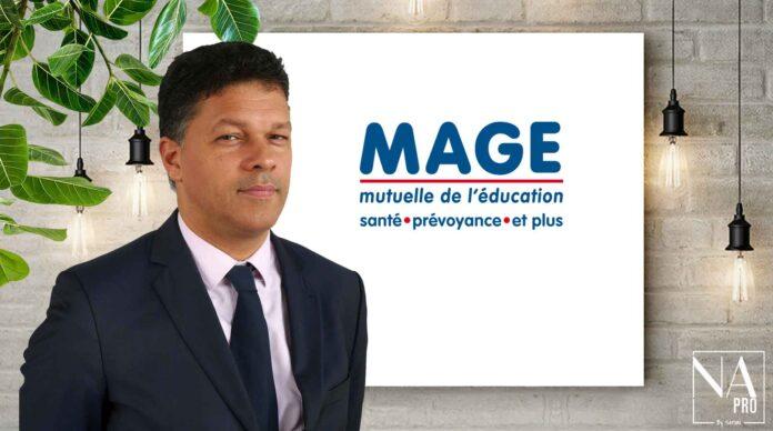 Frédéric Régent, président de la mutuelle Mage.