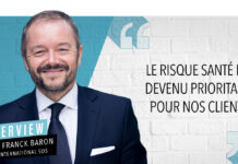 Franck Baron est directeur général adjoint d'International SOS.