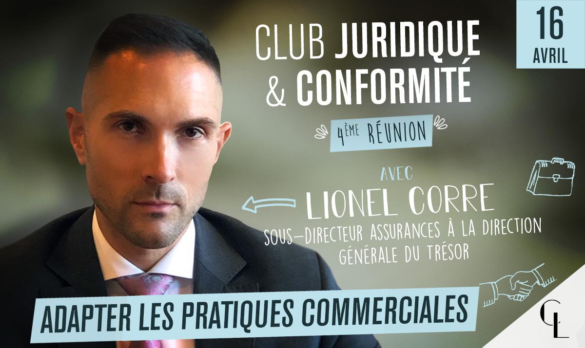Club Juridique et Conformité - 4ème réunion
