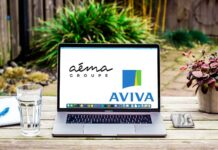 Aéma Groupe Aviva France