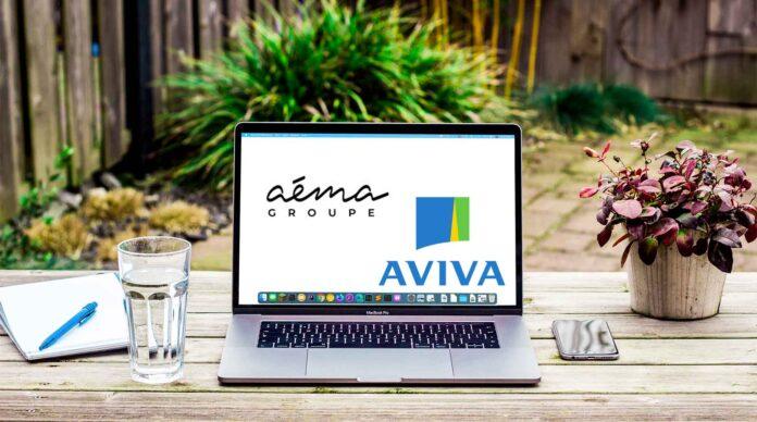 Aéma Groupe Aviva France