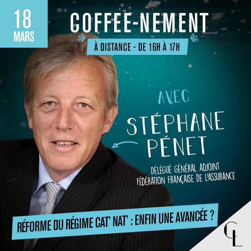 Coffee-nement - Réforme du régime Cat' Nat' : Enfin une avancée ?