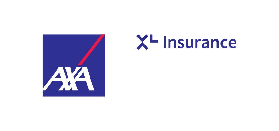 Logo de AXA XL