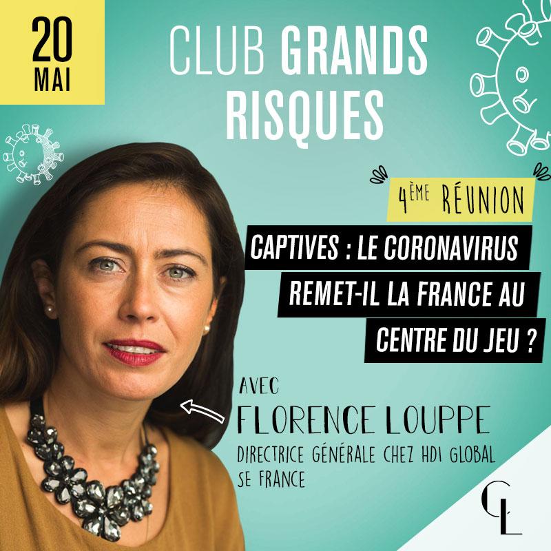 Club Grands Risques - 4ème réunion
