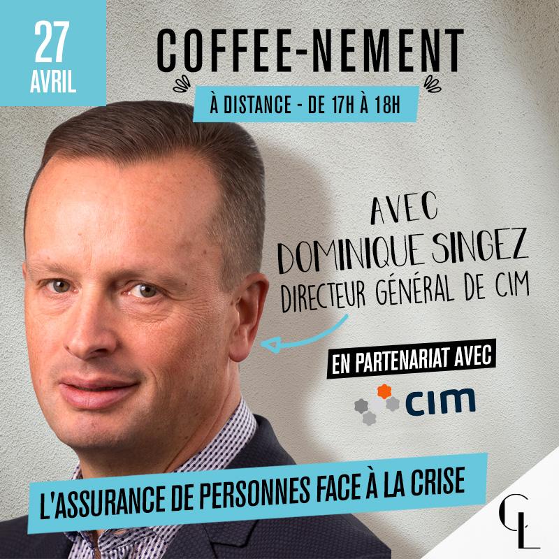 Coffee-nement - L'assurance de personnes face à la crise