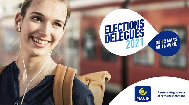Élections des délégués Macif et Apivia Macif Mutuelle : une campagne média pour un appel à la mobilisation