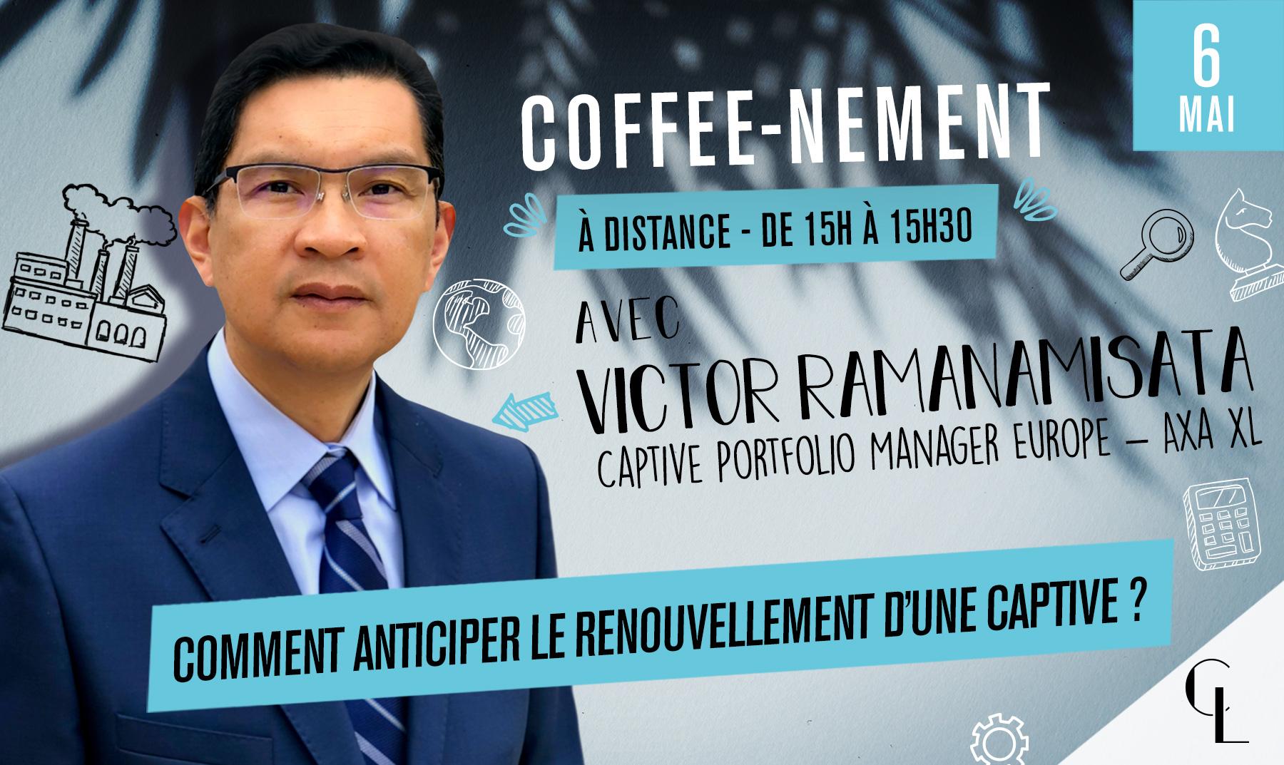 Coffee-nement - Comment anticiper le renouvellement d'une captive ?