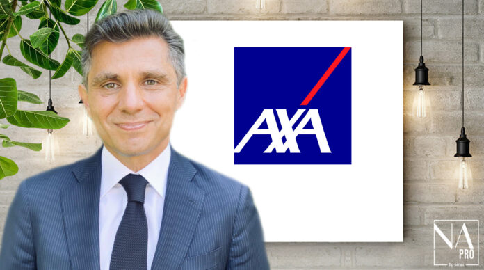Patrick Cohen, Axa France
