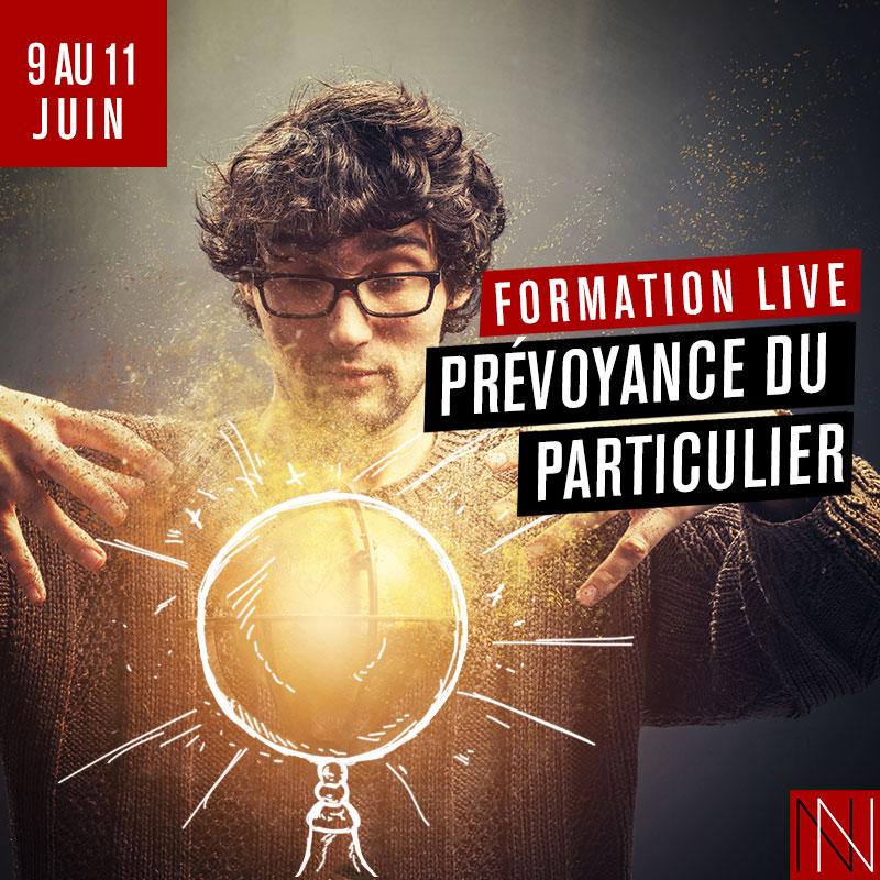 ANNIE - Formation Live : Prévoyance du particulier