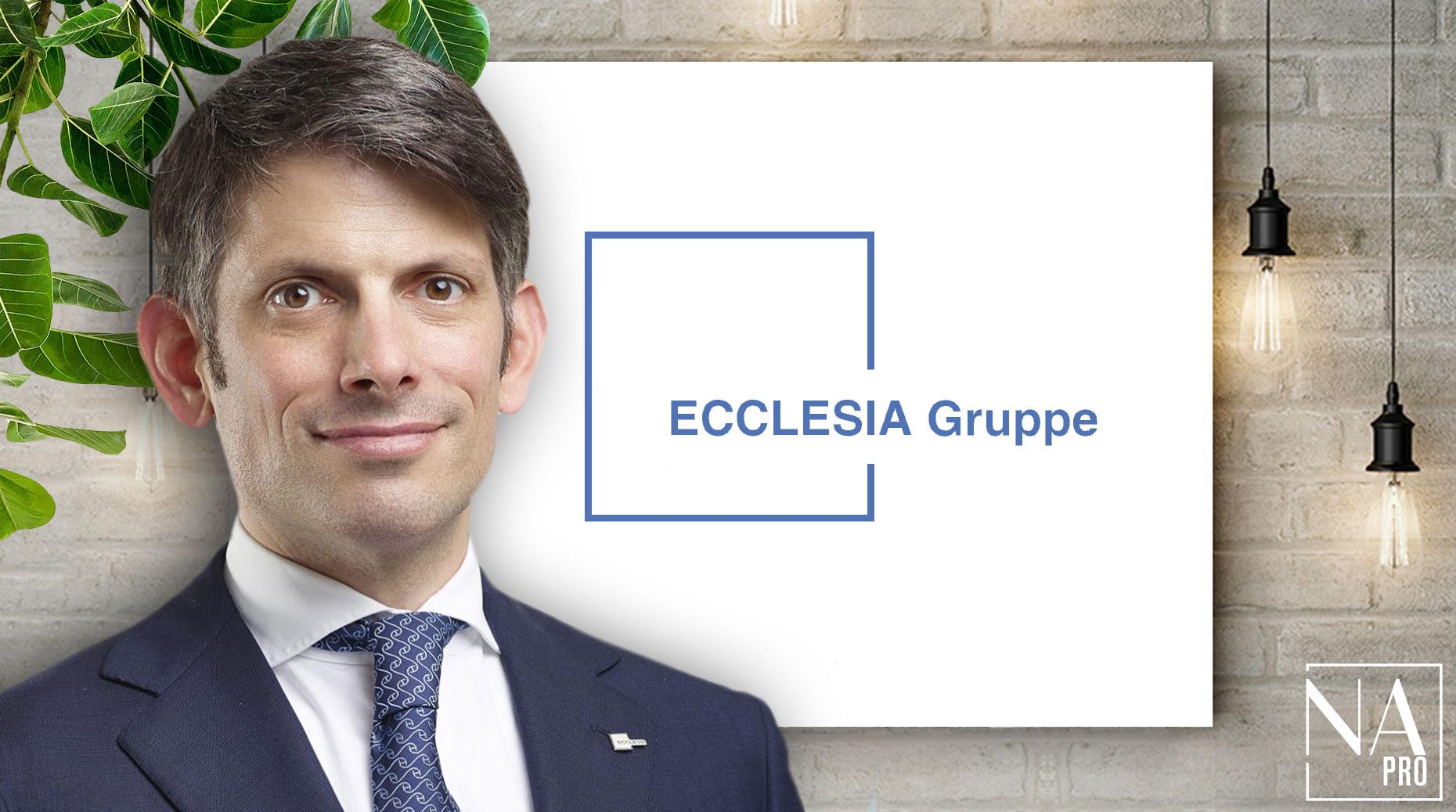 Courtage : Changement à la présidence d'Ecclesia