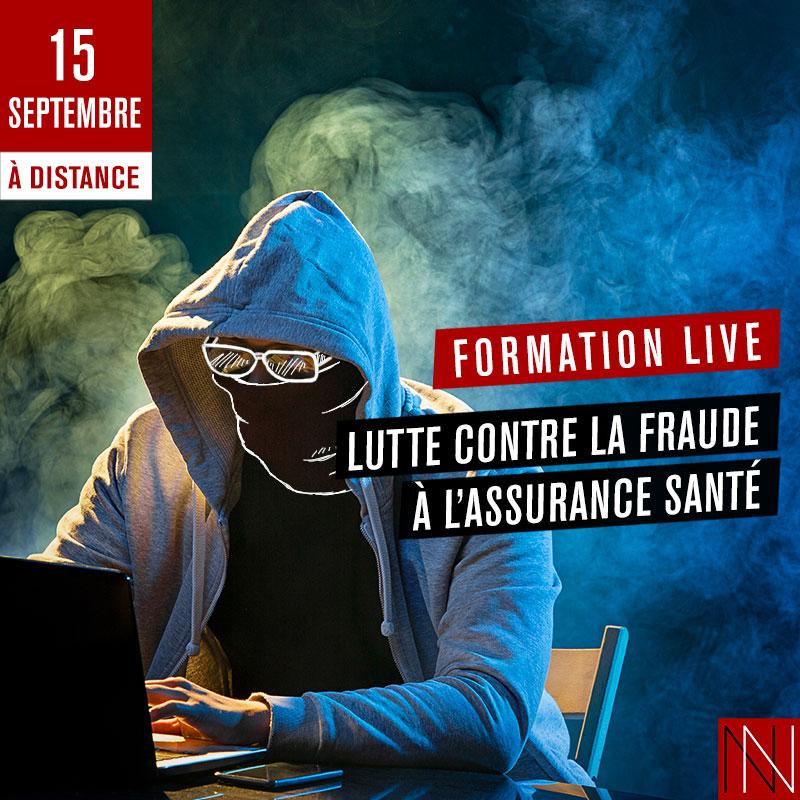 ANNIE - Formation Live : Lutte contre la fraude à l'Assurance Santé
