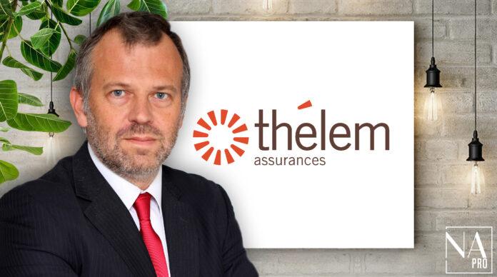 Christian Martin est le nouveau directeur financier de Thélem Assurances