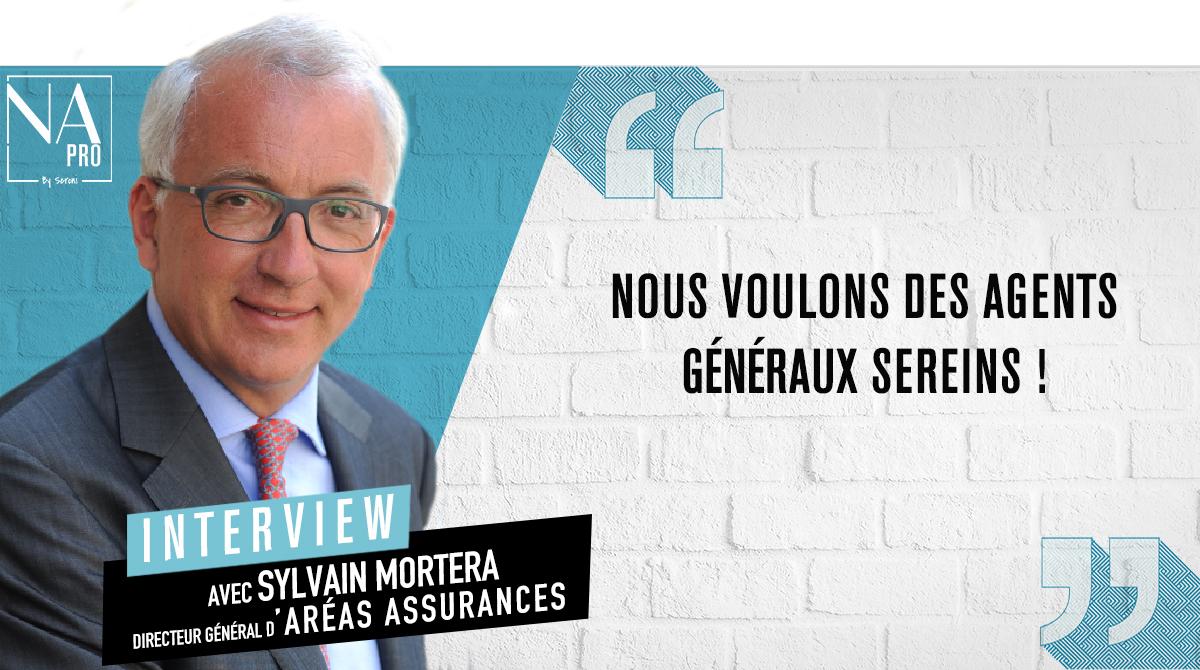 """Sylvain Mortera : """"Nous voulons des agents généraux sereins !"""""""