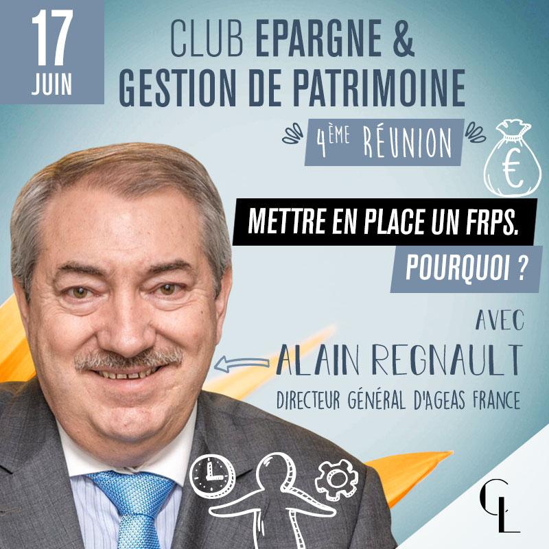 Club Épargne et Gestion de Patrimoine - 4ème réunion